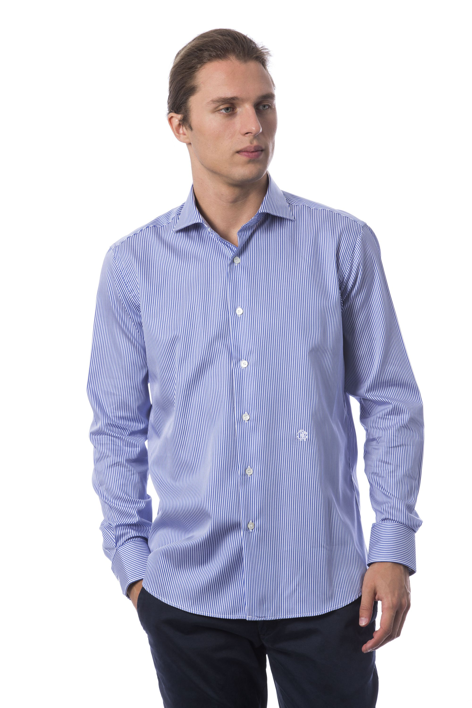 ROBERTO CAVALLI Mens Slim Fit Shirt FSR700